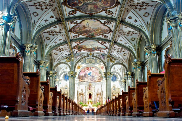 catholic-church-interior